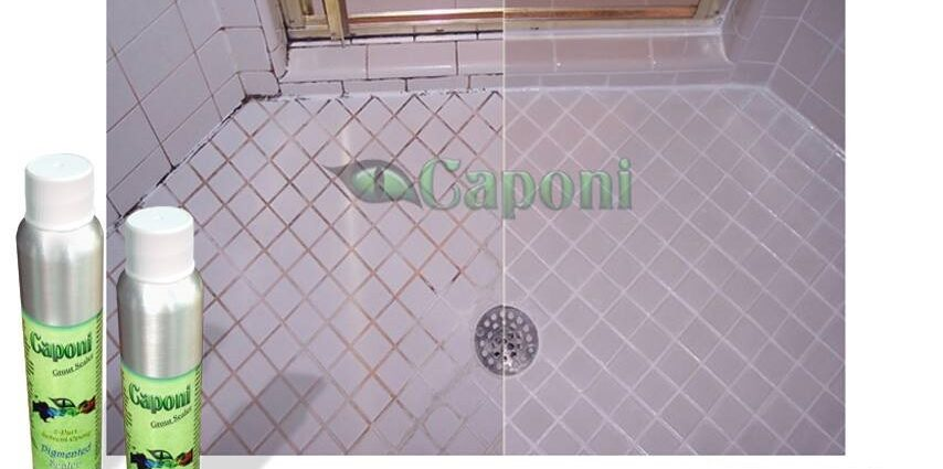 colored grout sealer