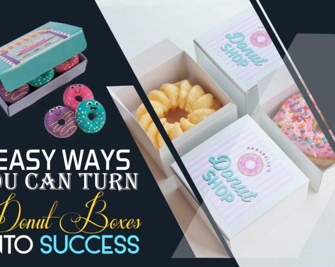 Donut boxes Australia